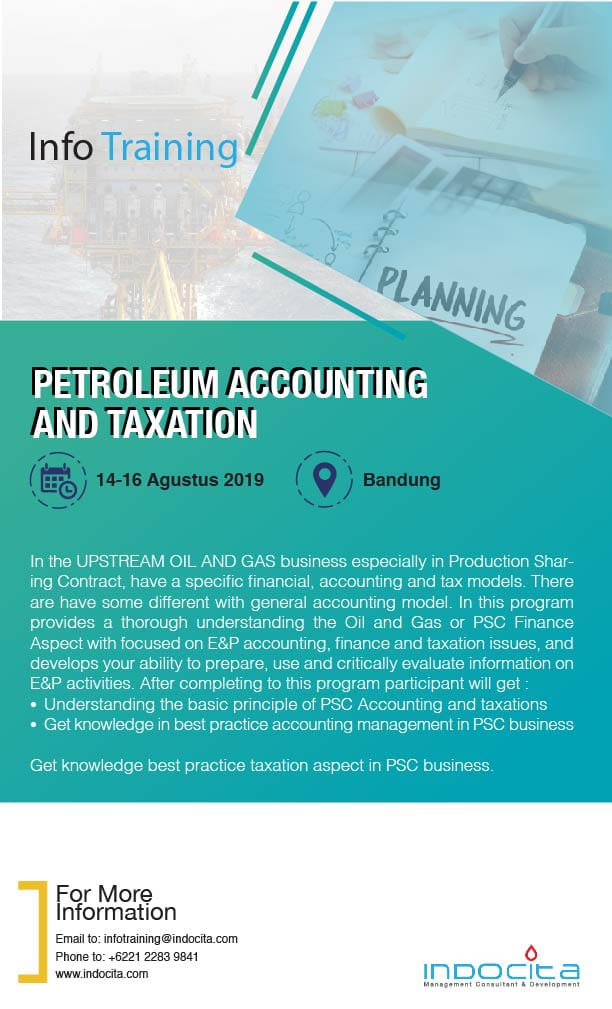 Petroleum Accounting